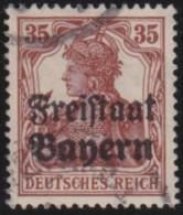 Bayern     .     Michel   .    144         .     O   .      Gebraucht    .    /    .    Cancelled - Bayern