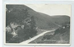 Shropshire  Postcard Unused Carding Mill Valley Church Stretton - Shropshire