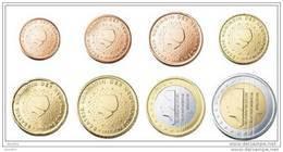 @Y@  Nederland    Serie  2009  1 Ct - 2 Euro   UNC  8  Munten - Nederland