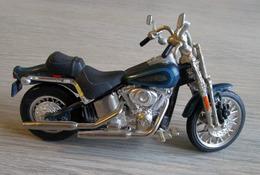Miniature Harley Davidson - Hot Wheels - Motos