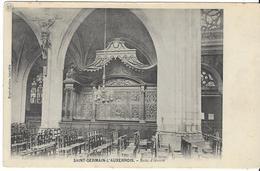 75 PARIS EGLISE DE SAINT GERMAIN L AUXERROIS BANC D OEUVRE Editeur: IMPRIMERIE REUNIS DE NANCY - Eglises