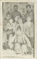 [Turkey / Ethnic / People] - 1930/40 - Photo: A Large Kurdish Family. Children. - Photographs
