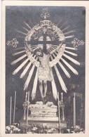 JESUS CRUCIFICADO ALTAR JESUCRISTH. LUGAR A IDENTIFICAR, PLACE A IDENTIFIER. CIRCA 1930's - BLEUP - Jezus