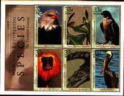 72280) PALAU- 2000 SG 1703- Specie In Via D'estinzione .. Mnh** - Palau