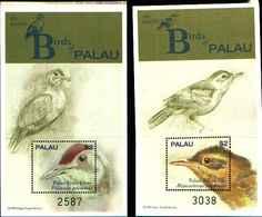 72282) PALAU- 2000 Bf 108-111 Uccelli - Mnh** - Palau