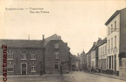 BORGLOON-LOOZ PAPENSTRAAT RUE DES PRETRES BELGIQUE - Borgloon