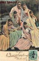 PARSI LADIES HINDU LADIES GIRLS WOMAN ETHNOLOGIE ETHNIC INDE INDIA 1900 - Inde