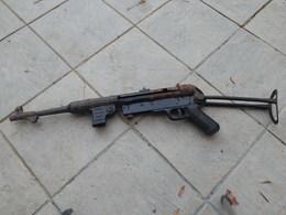 D'origine Allemande/De Fouille/Carcasse De Schmeisser MP40/Typique 2nd WW/A Voir§ - Armes Neutralisées