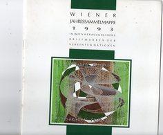 LOT ONU  1993  3 LIVRETS TP NEUFS    COTE   59,20 Euro - Stamps