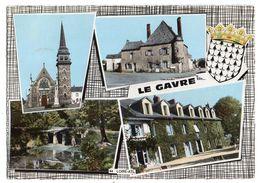 LE GAVRE  -- 1968 -- Multivues -- Beau Cachet Rond  LE GAVRE -44 - Le Gavre