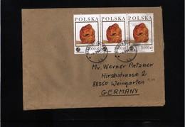 Poland Minerals Interesting Letter - Mineralien