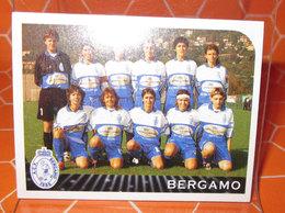 CALCIATORI 2002-2003 N. 706 BERGAMO PANINI  NEW NUOVA CON VELINA FIGURINA STICKER - Panini