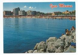 "Forlì - Igea Marina - ""Alberghi Visti Dal Mare"" - Rimini"