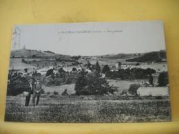 42 3099. CPA 1921 - 42 SAINT CYR DE VALORGES. VUE GENERALE. - ANIMATION - Sonstige Gemeinden