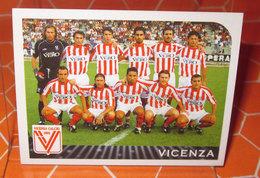 CALCIATORI 2002-2003 N. 616 VICENZA   PANINI  NEW NUOVA CON VELINA FIGURINA STICKER - Panini