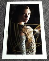 Autogramm / Autograph NATALIE DORMER ( Game Of Thrones ) - Original Signed Photo Ca. 10 X 15 Cm - 182387 - Autographes