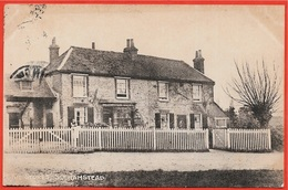 Rare CPA Post Card Royaume-Uni UK SULHAMSTEAD England West Berkshire (near READING) The STORES * Magasin - Angleterre