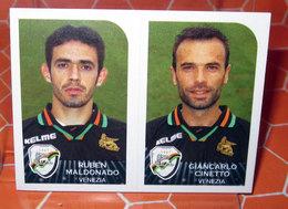 CALCIATORI 2002-2003 N. 598 VENEZIA MALDONADO CINETTO   PANINI  NEW NUOVA CON VELINA FIGURINA STICKER - Edizione Italiana