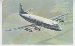 "B 481 / AIR  FRANCE /  VICKERS "" VISCOUNT "" - 1946-....: Moderne"