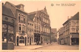 Diest  Hoek Van De Grote Markt Café           I 4125 - Diest