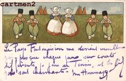 M.M. VIENNE 144 ILLUSTRATOR ENFANTINA ILLUSTRATEUR NEDERLAND PAYS-BAS HOLLAND KINDER 1900 - Voor 1900