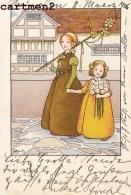 SOWERBY ILLUSTRATOR ILLUSTRATEUR NEDERLAND PAYS-BAS HOLLAND VOLENDAM ENFANTINA 1900 - Illustratoren & Fotografen