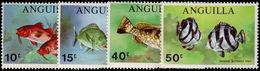 Anguilla 1969 Fishes Unmounted Mint. - Anguilla (1968-...)
