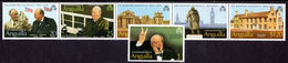 Anguilla 1974 Churchill Unmounted Mint. - Anguilla (1968-...)