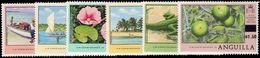 Anguilla 1978 Anniversaries Unmounted Mint. - Anguilla (1968-...)