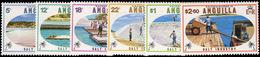 Anguilla 1980 Salt Industry Unmounted Mint. - Anguilla (1968-...)