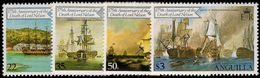 Anguilla 1981 Lord Nelson Unmounted Mint. - Anguilla (1968-...)