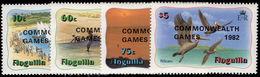 Anguilla 1982 Commonwealth Games Unmounted Mint. - Anguilla (1968-...)
