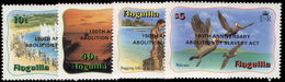 Anguilla 1983 Abolition Of Slavery Unmounted Mint. - Anguilla (1968-...)