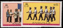Anguilla 1983 Boys Brigade Unmounted Mint. - Anguilla (1968-...)