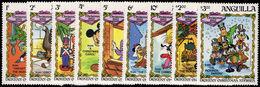 Anguilla 1983 Christmas. Walt Disney Characters Unmounted Mint. - Anguilla (1968-...)