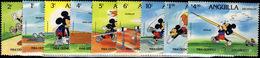 Anguilla 1984 Los Angeles Olympics Unmounted Mint. - Anguilla (1968-...)