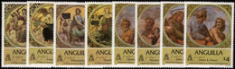 Anguilla 1984 Easter Unmounted Mint. - Anguilla (1968-...)