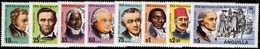 Anguilla 1984 Abolition Of Slavery Unmounted Mint. - Anguilla (1968-...)