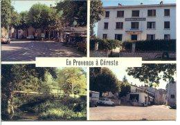 04280 CÉRESTE - Lot De 2 CPM - Voir Détails Dans La Description Et Les Numérisations - Autres Communes