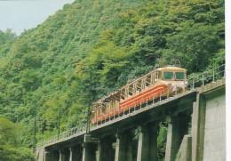Japan Kobe Mt Rokko Cable De-luxe-car Funicular Railway 1979 - Seilbahnen