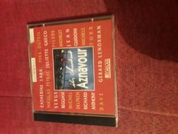 Cd  Hommage Ils Chantent Charles Aznavour Ed Atlas - Music & Instruments