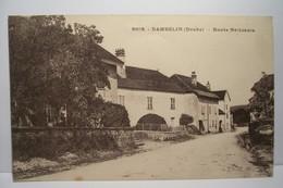 DAMBELIN   -  Route Nationale - Andere Gemeenten