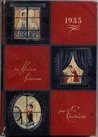 AGENDA 1935 La Maison Heureuse Par L'ÉLECTRICITE - 496 Pages - Bricolage / Technique