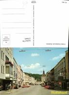 579445,Vöcklabruck Stadtplatz Auto - Zonder Classificatie