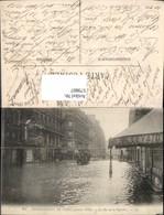 579807,Inondations De Paris 1910 La Rue Del Pepiniere Überschwemmung Katastrophe - Überschwemmungen