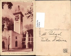 579818,Exposition Coloniale Internationale Paris 1931 Ausstellung Un Aspect De La Sec - Ausstellungen