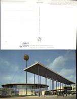 579825,Ausstellung Exposition Universelle De Bruxelles Brüssel 1958 Pavillon Post Fer - Ausstellungen