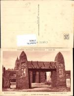 579826,Exposition Coloniale Internationale Paris 1931 Ausstellung La Porte Du Village - Ausstellungen