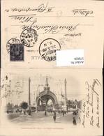 579828,Ausstellung Paris Exposition De 1900 La Porte Monumentale - Ausstellungen