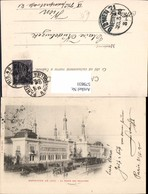 579831,Ausstellung Paris Exposition De 1900 La Porte Des Invalides - Ausstellungen